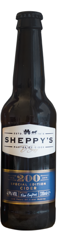 SHEPPY'S CIDER  200 Special Edition