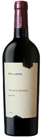 PALADIN MERLOT DRAGO ROSSO, RED WINE