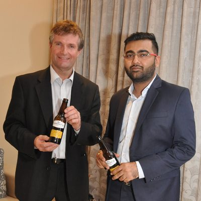 David Sheppy and Rohan Nihalani Bring Apple Cider from Somerset to India | Stay Tipsy