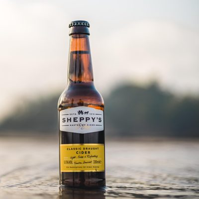 Morgan Beverages to Introduce Popular UK based Cider Brand Sheppy's in India this Year