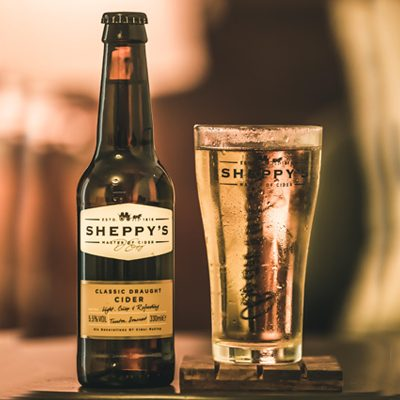 Morgan Beverages introduces Sheppy's Cider in India
