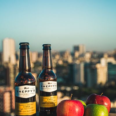 UK'S ICONIC CIDER LAUNCHES IN INDIA