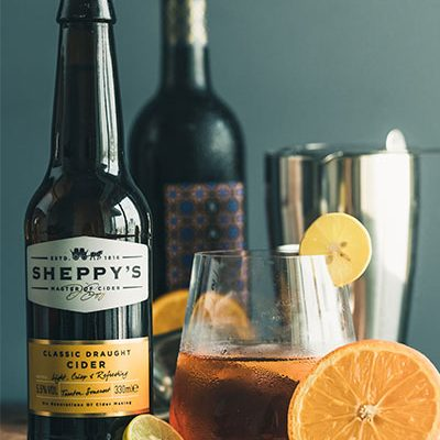 UK based cider brand Sheppy expands its base to India
